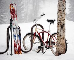 Bike and Ski