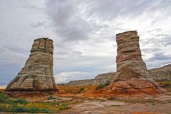 Elephant's Feet, Navaho Nation