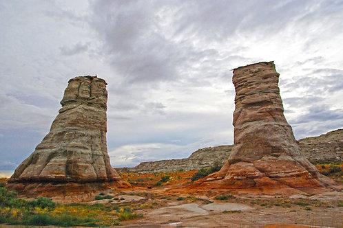 Elephant's Feet, Navajo Nation