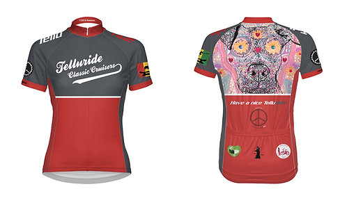 Telluride Classic Cruisers Cycling Jersey