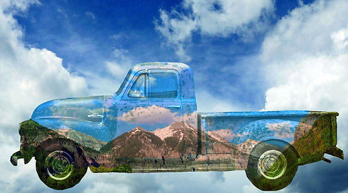 Painted Truck, Telluride