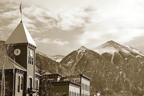 Time stands still in Telluride