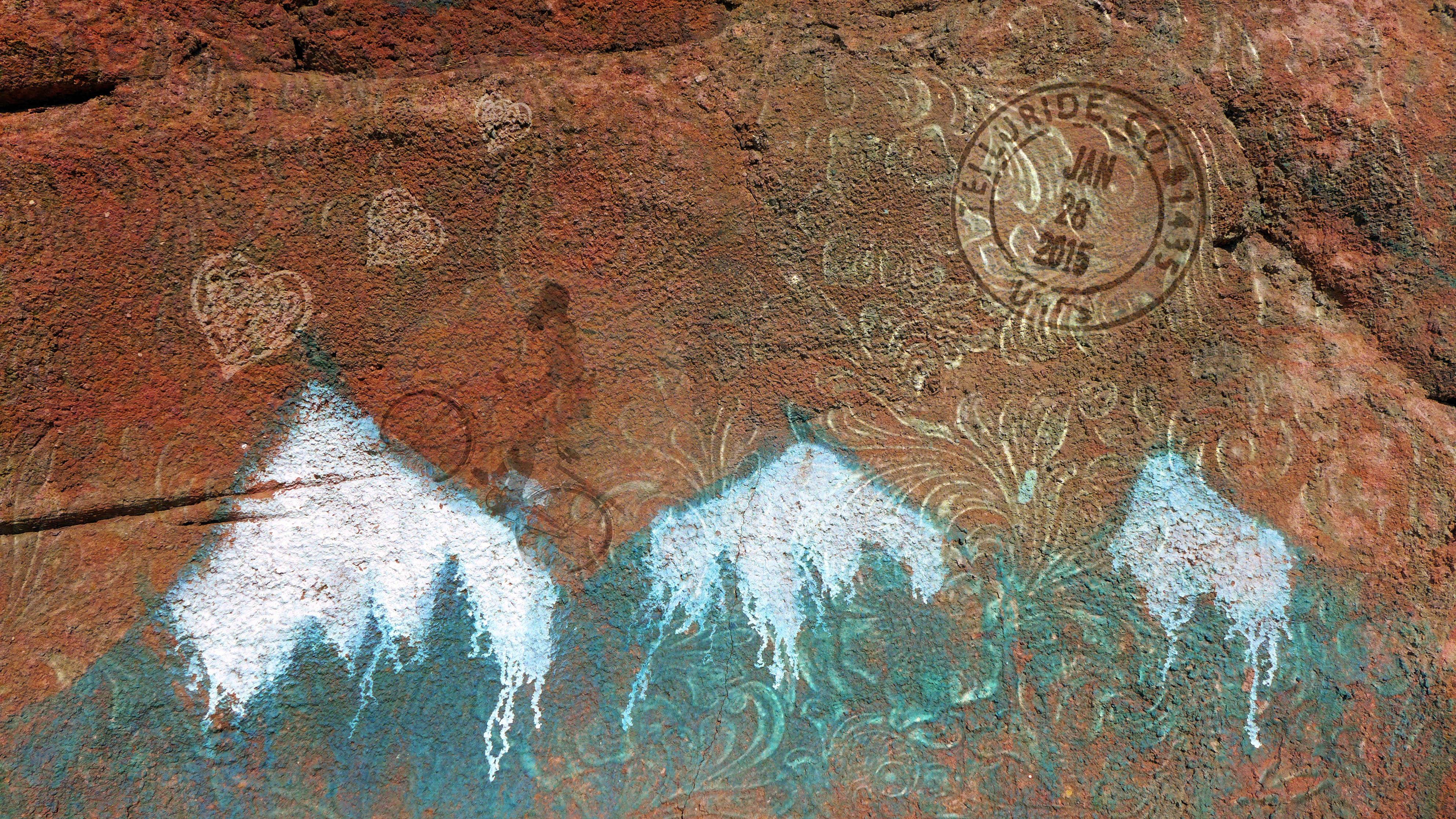 Lorelei Petroglyph