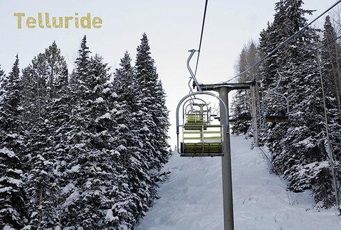 Chair 8, Telluride