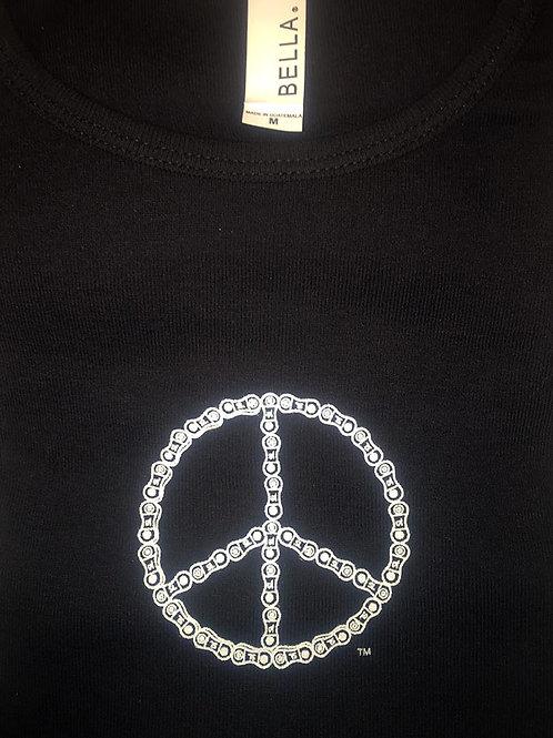 Peace Chain long sleeve bella
