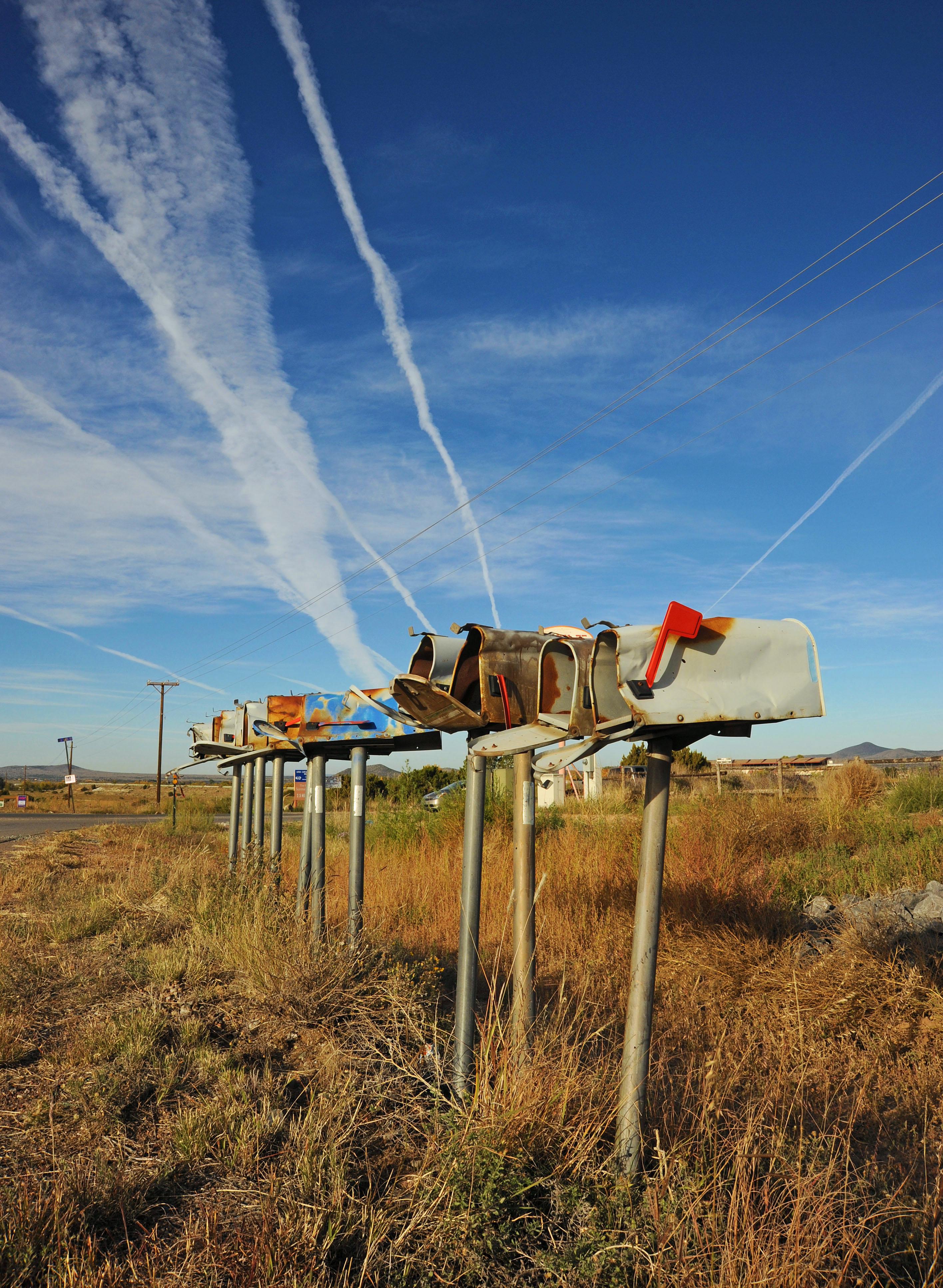 Desert Air Mail