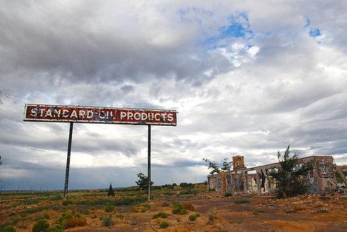 Kayenta Gas Station