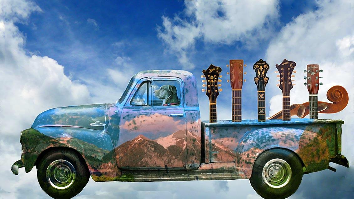 Red's Bluegrass Truck