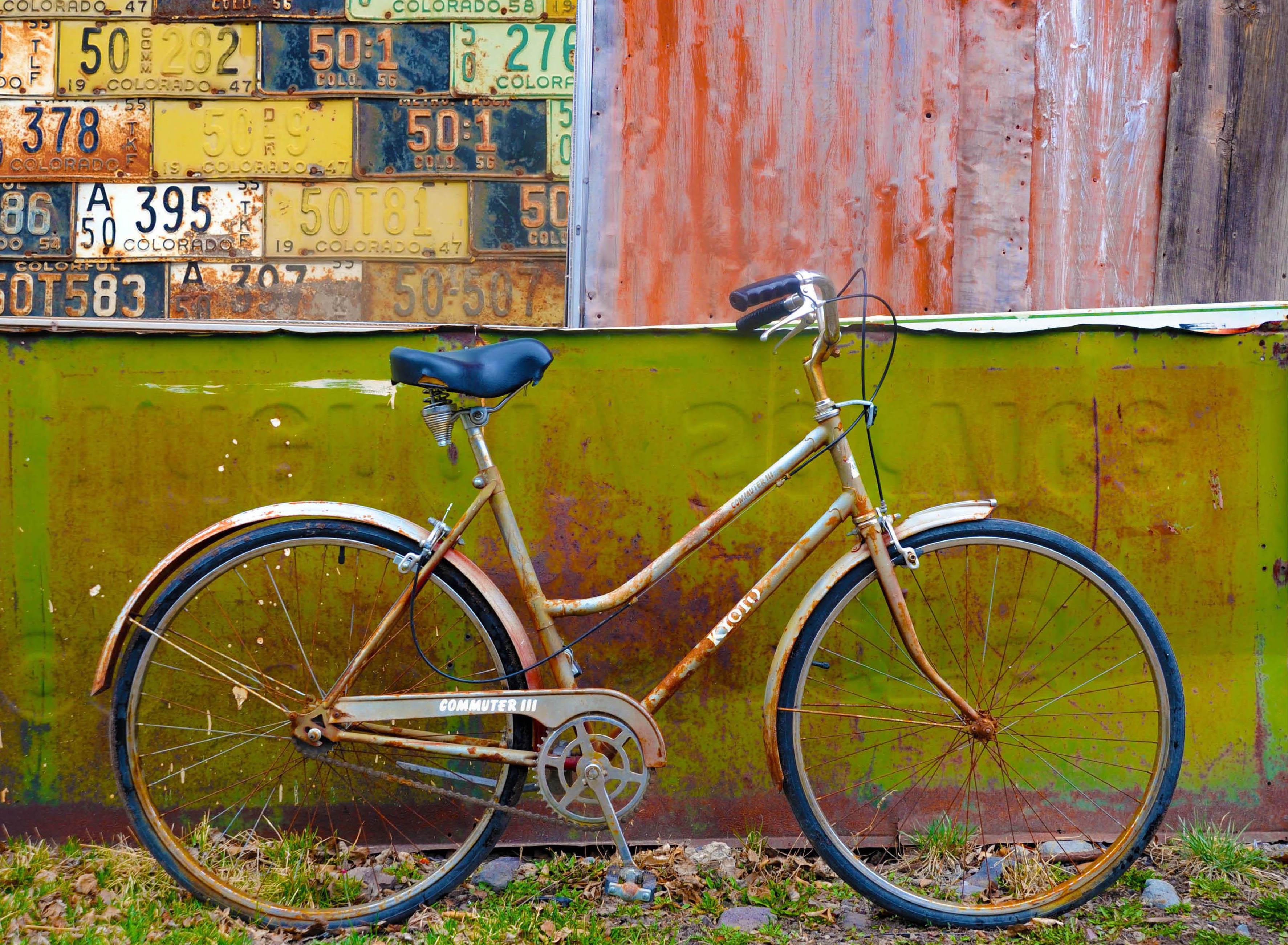 Maggie's Bike
