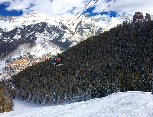 Ski Plunge