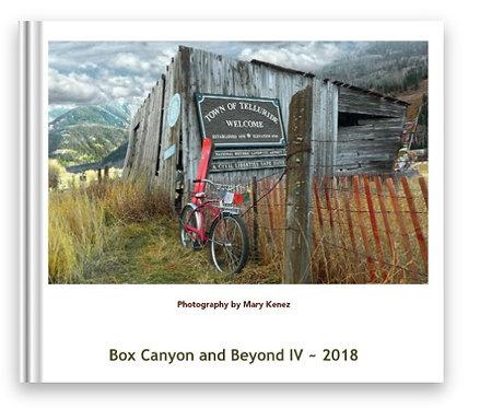 Box Canyon and Beyond- 2018