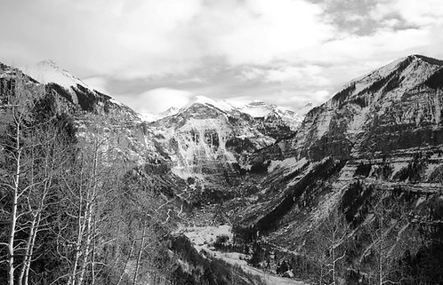 Box Canyon, Telluride