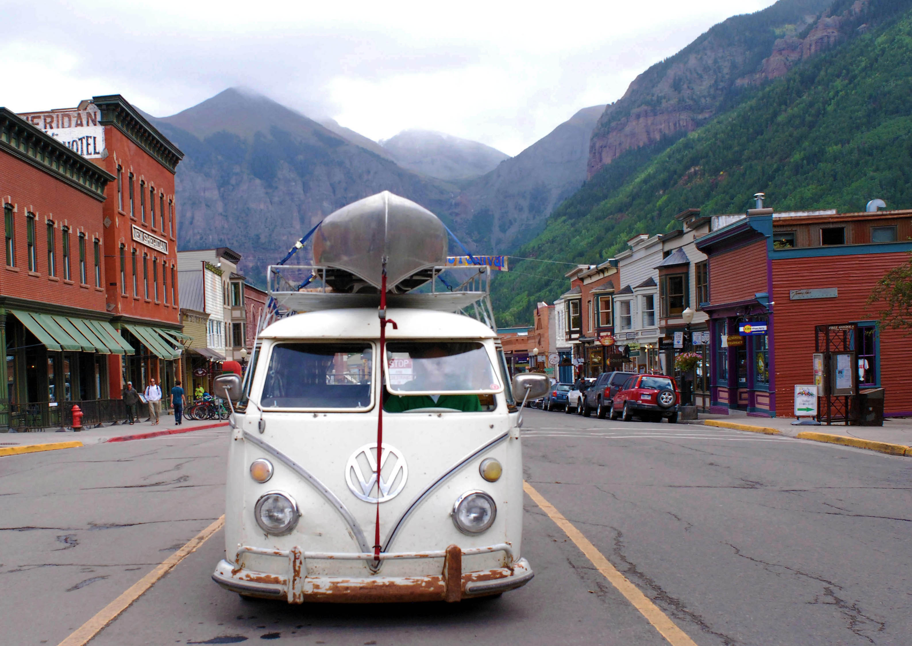 Colorado Ave VW, Telluride