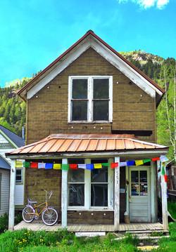 Bikin' Betty's House