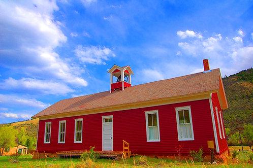 Colorado School House