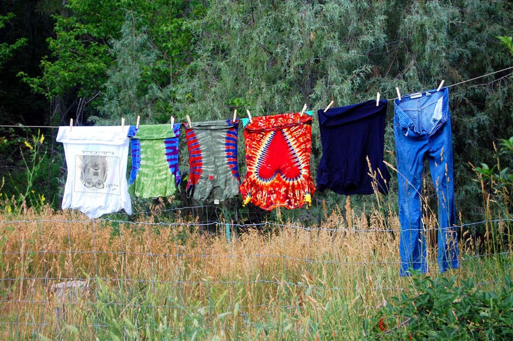 Durango Clothes Line