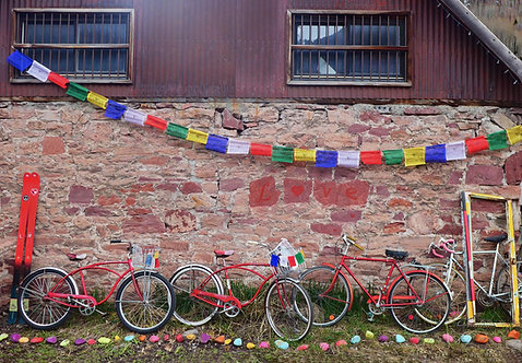 Strong House Bike Club