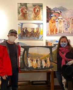 Milk Run, Mary Kenez, Gondogola, Telluride Photographer