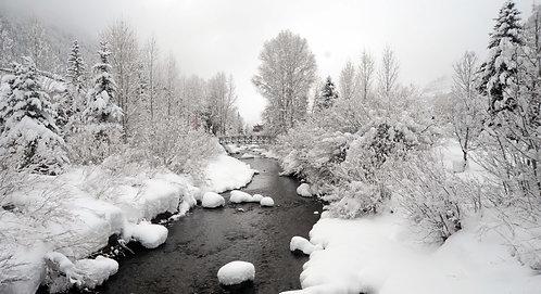 San Miguel River, Telluride