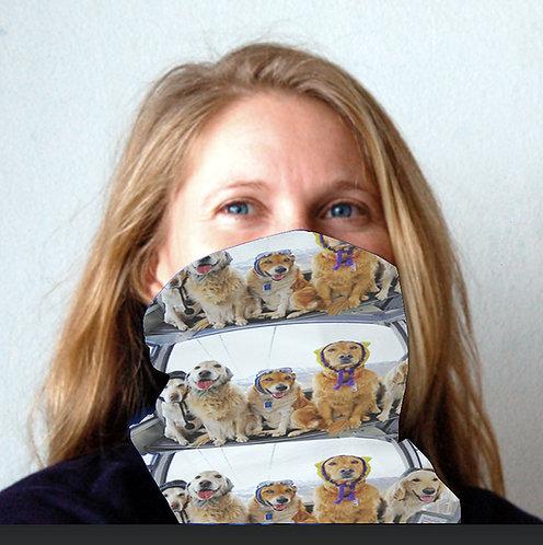Gondogola® Neck Warmer / Face Mask
