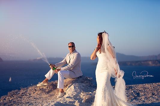 Destination Bridal Photographer Greece
