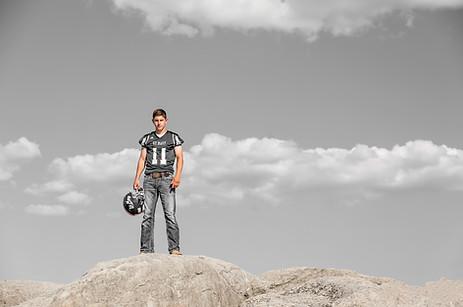 Senior Portrait Photographer Granbury Fort Worth