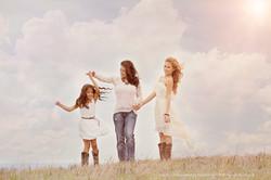 Fun Family Portraits Fort Worth Tx