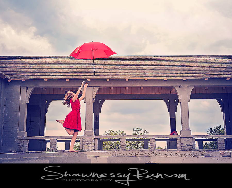 Fun Senior Photographer Granbury Tx