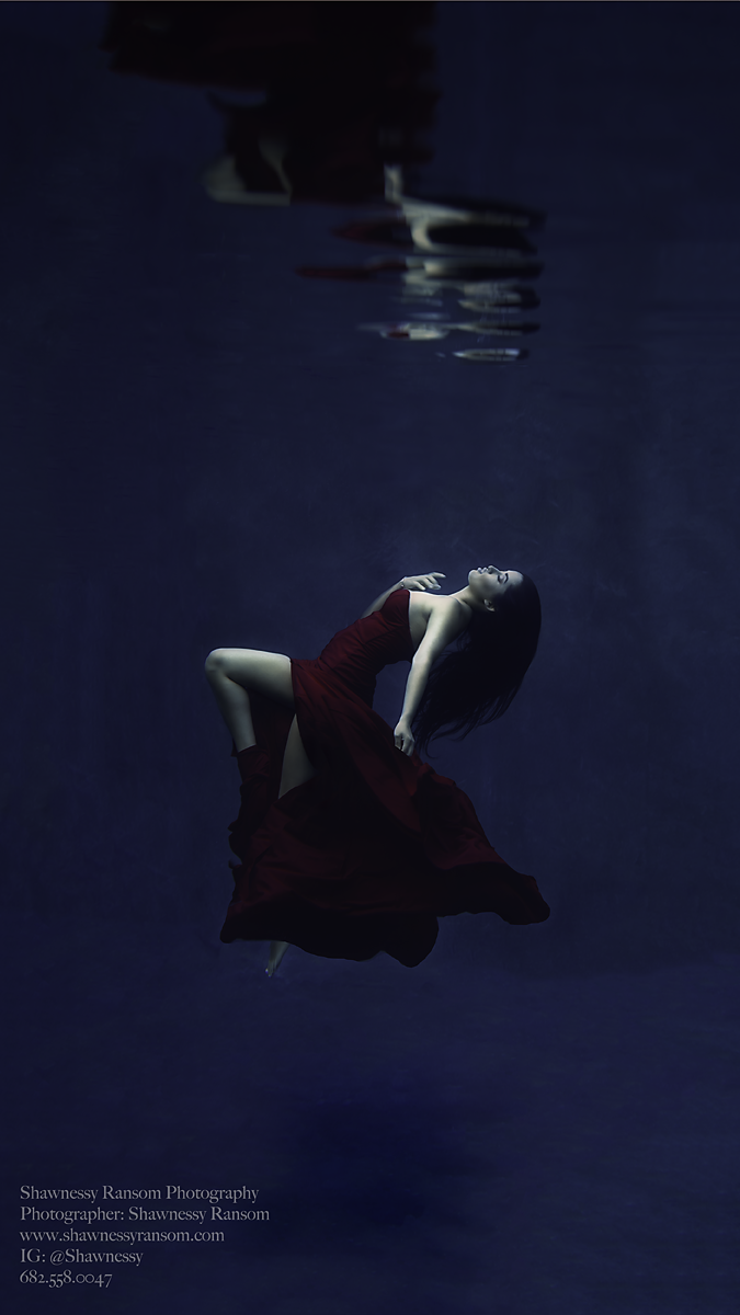 Underwater Portrait Photographer