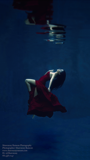 Underwater Portrait Photographer