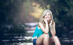 Senior Portraits Granbury Tx