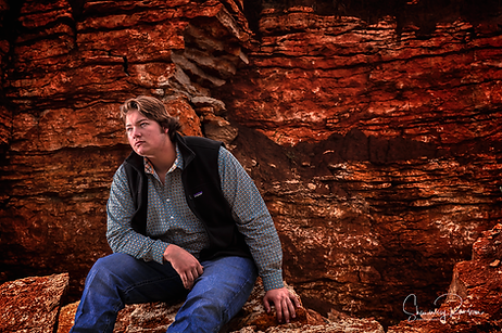 Boys Senior Portraits Weatherford Tx