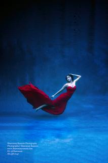 Underwater Portrait Photographer Dallas Texas