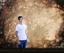 Unique Boy Senior Portraits Dallas