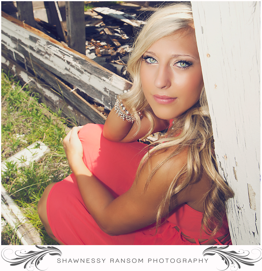 Glamour Senior Portraits Fort Worth