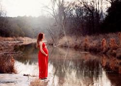 Outdoor Maternity Photographer DFW