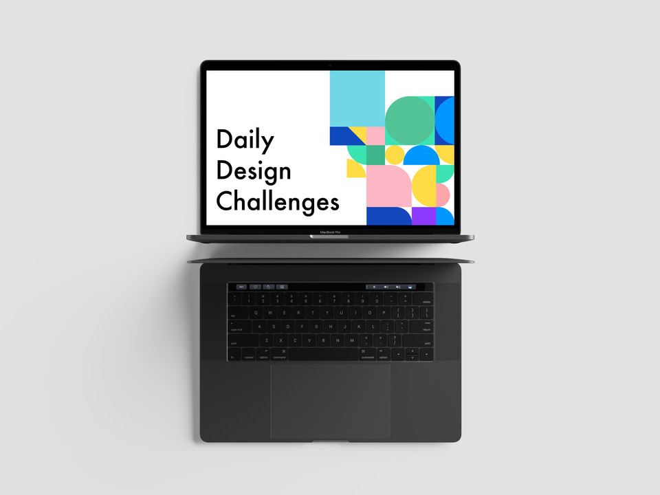 Daily Design Challenges