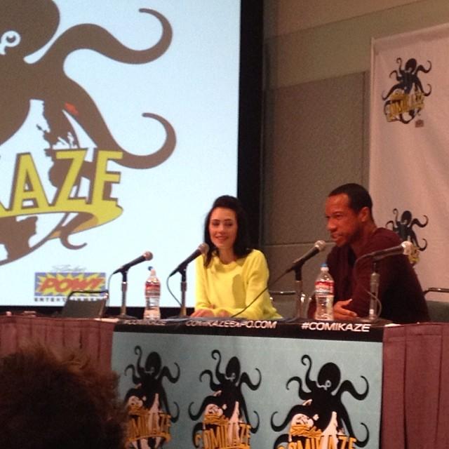 Star Trek Renegades panel discussion