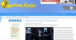 Krypton Radio (2015, August)