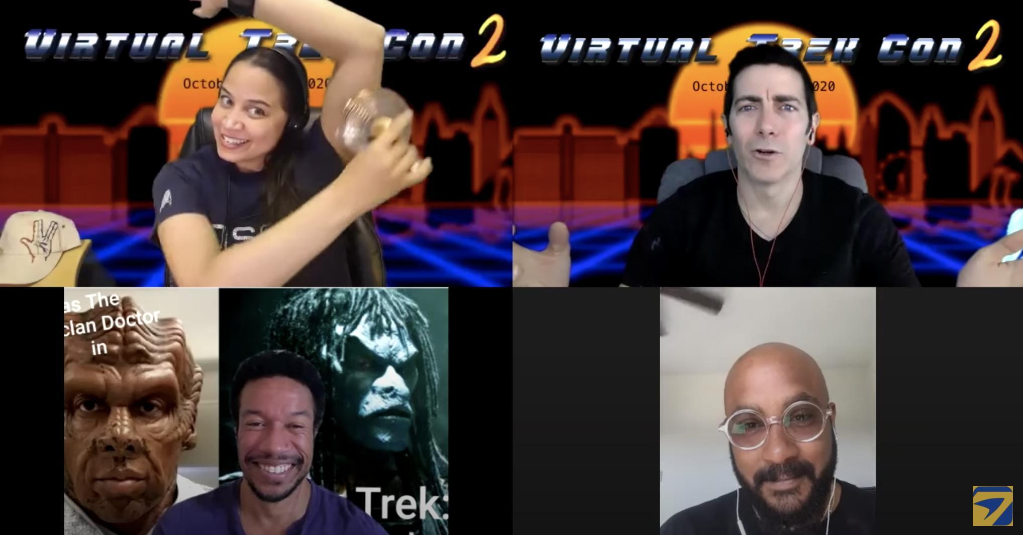 Virtual Trek Con 2 - 2020