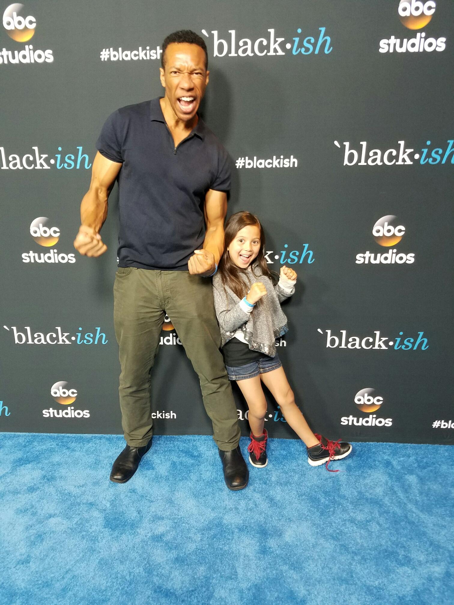 BLACKISH Emmy screening and Q&A