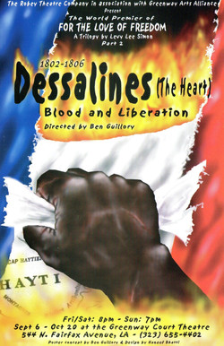 For the Love of Freedom - Dessalines