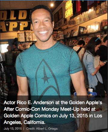 Golden Apple's After Comic-Con Monda