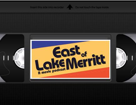 East of Lake Merritt