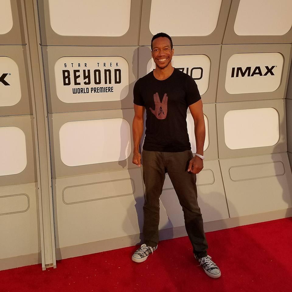 Star Trek Beyond Premiere