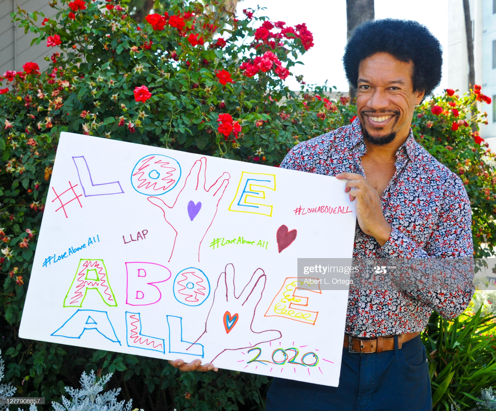 #LOVEaboveALL2020