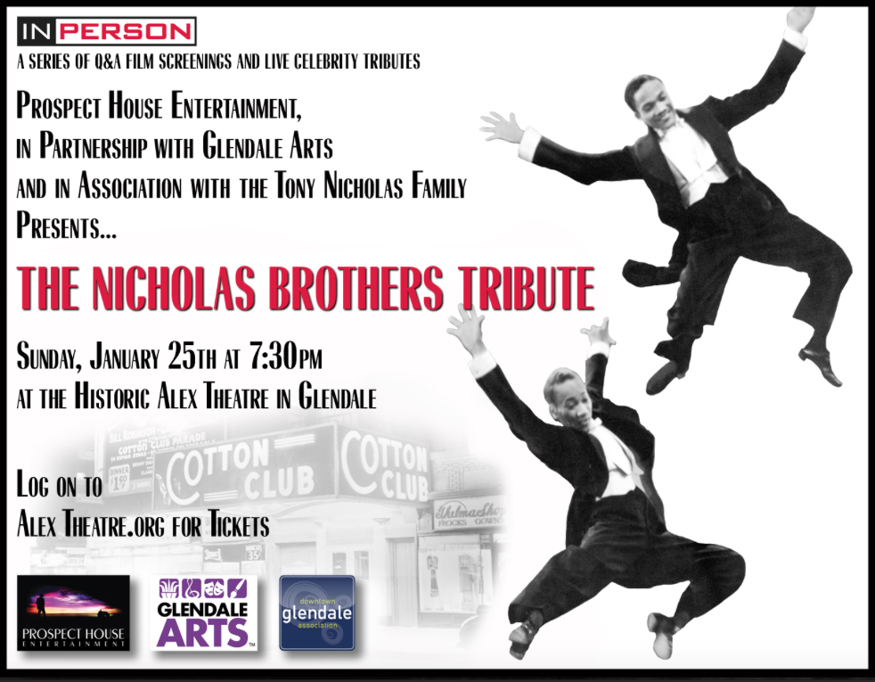 THE NICHOLAS BROTHERS TRIBUTE