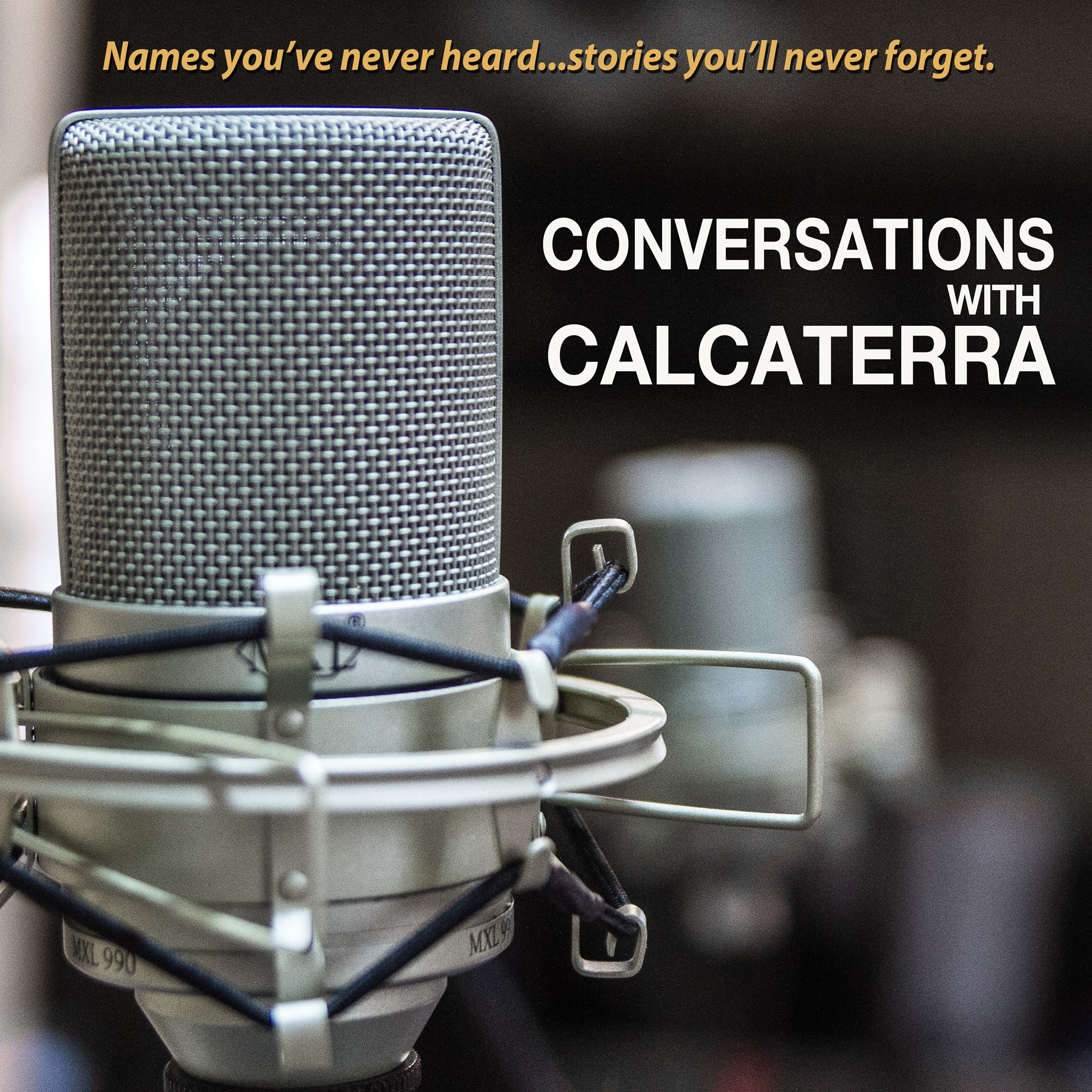 Conversations w/ Calcaterra