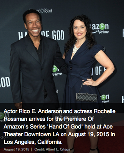 Hand of God Permiere 2015