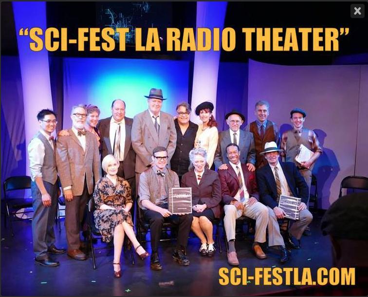 Sci-Fest LA - RADIO THEATRE
